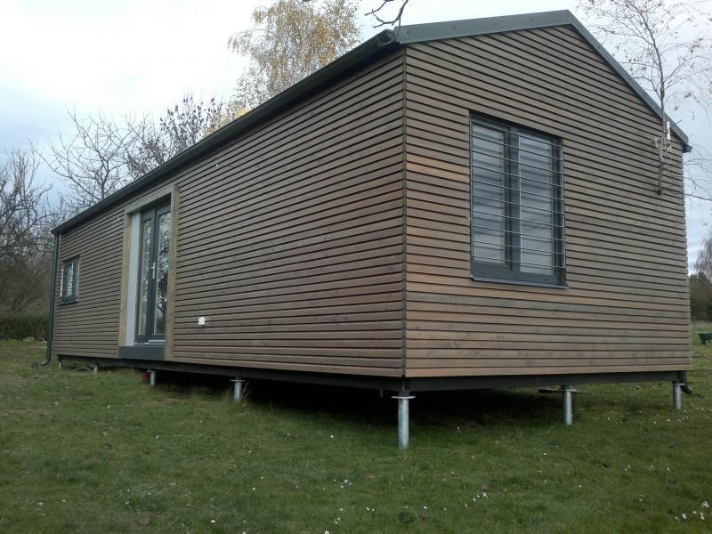 Dřevěné domy do milionu